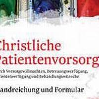 christliche patientenverfügung kostenlos